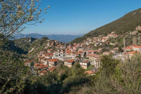 Stemnitsa-Greece
