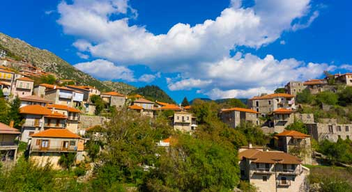 Three Charming Greek Villages You Really Want to Visit