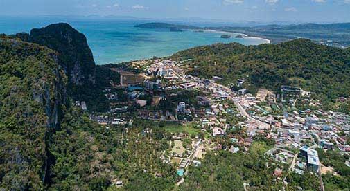Ao Nang: The Perfect Beach Town in Thailand