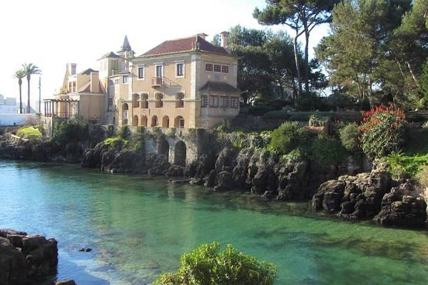 Noble Mansions in Portugal