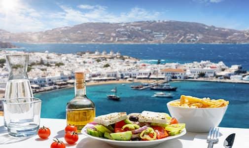 The Real Reason Greek Food Tastes So Amazing
