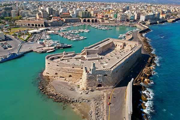 Heraklion-Crete
