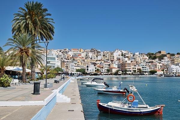 Lifestyle in Crete