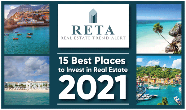 The 15 Best Places to Invest in Real Estate in 2021