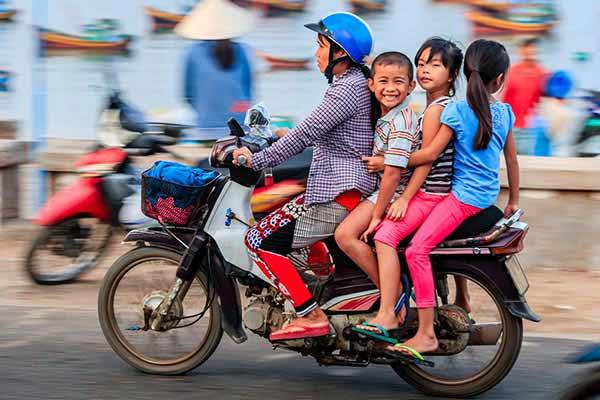 Relationships in Vietnam