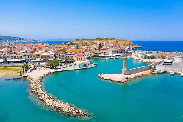 Rethymno Crete
