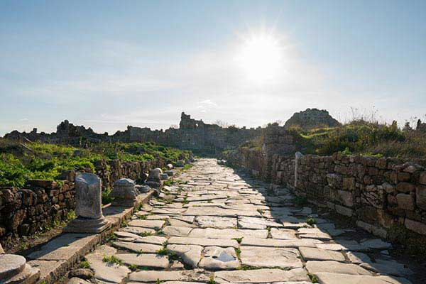 See an Ancient Civilization at the Archaeological Site of Dimini