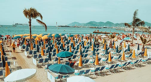 Cannes or Antibes?