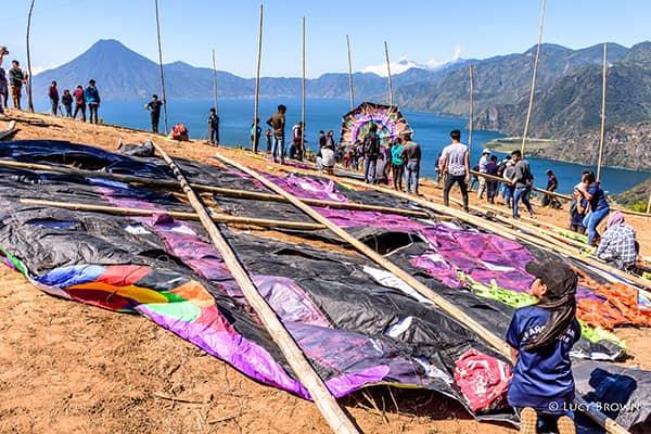 Giant Kite Festival 1
