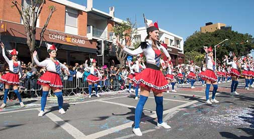 International Festivals and Events in Cyprus