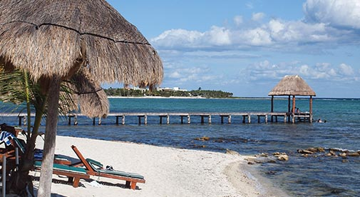 From Frozen North to Beach Life With a Mexican B&B