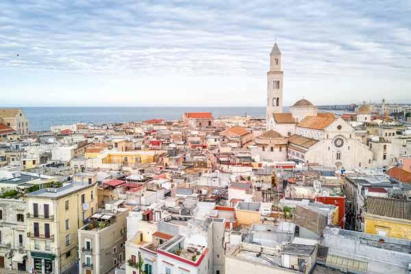 Retire in Bari