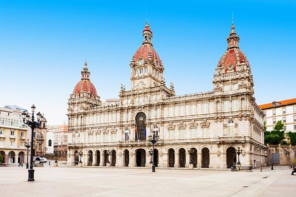 Retire in Galicia