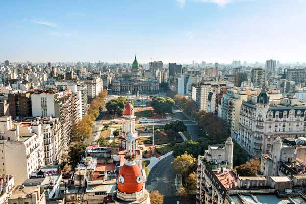 Weekend Getaway to Nearby Buenos Aires