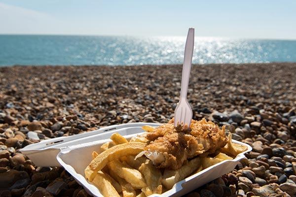 Food in Brighton