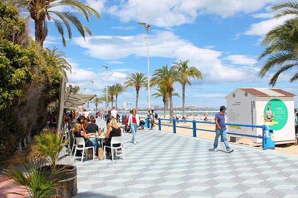 Budget Lifestyle—Alicante $2,010 a Month