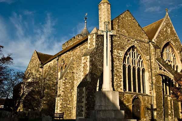 Climb St. Mary's Church
