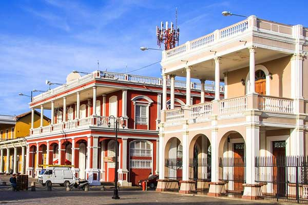Granada The Expat Colonial City