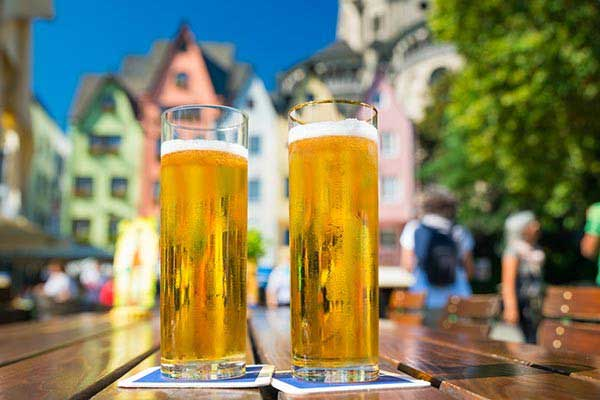 Have a Kölsch in Cologne