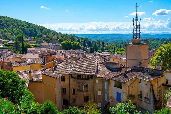 Inland Provence