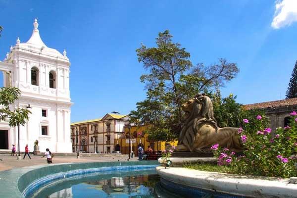 Leon An Authentic Nicaraguan City