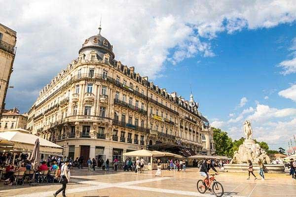 Montpellier and Occitanie