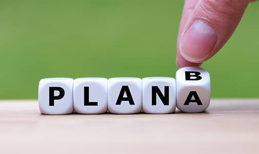 """Build a More Secure Future With Your Own """"Plan B"""""""