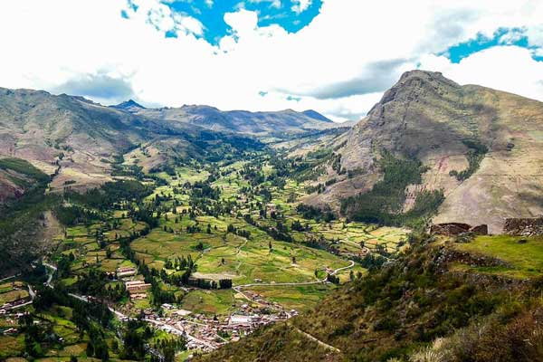 $2,000 to $2,500 Per Month—The Sacred Valley of the Incas