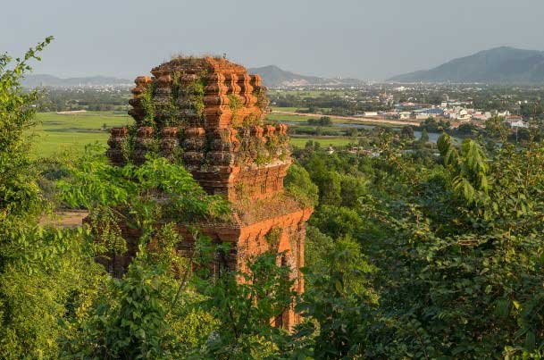 Ancient Cham Towers