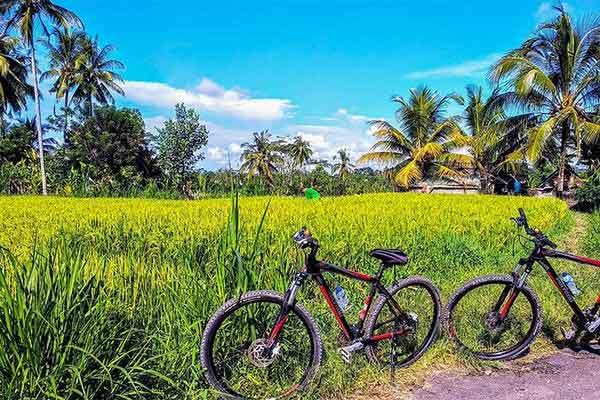 Bali is Hot