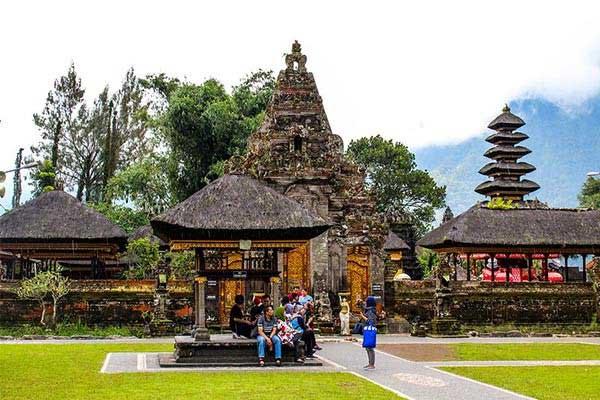 Bali is a Small Island