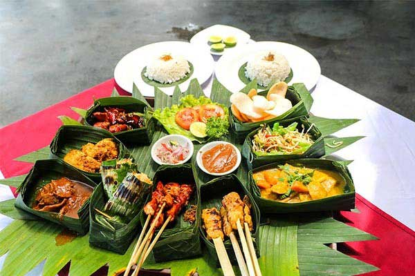 Bali is all About Healthy Food