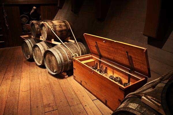 Desmond-Castle-and-Wine-Museum