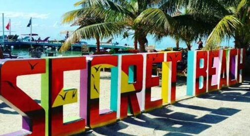 Should You Avoid the Secret Beach Area of Ambergris Caye
