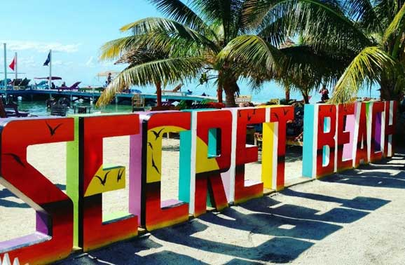 Should You Avoid the Secret Beach Area of Ambergris Caye?