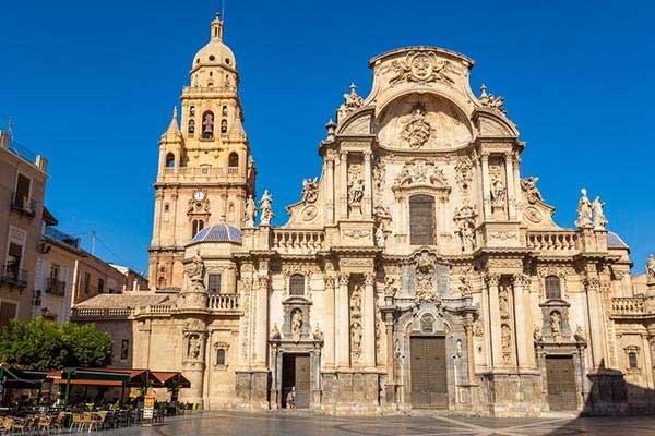 Tour Historic Sites in Murcia