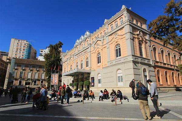 Watch Cultural Shows at the Theaters in Murcia