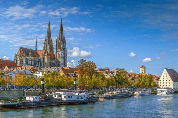 Bavarian Charm Regensburg