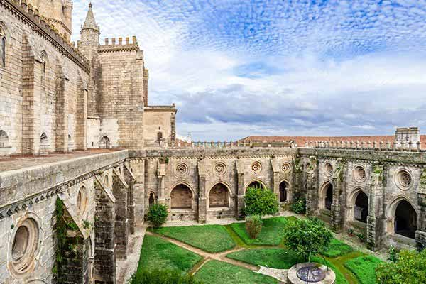 Évora-Cathedral