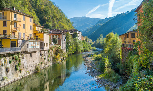 A Profitable Part-Time Home in Tuscany