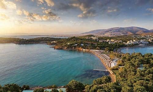 Glyfada, Greece: My Winter Beach Town a Half Hour From the Acropolis