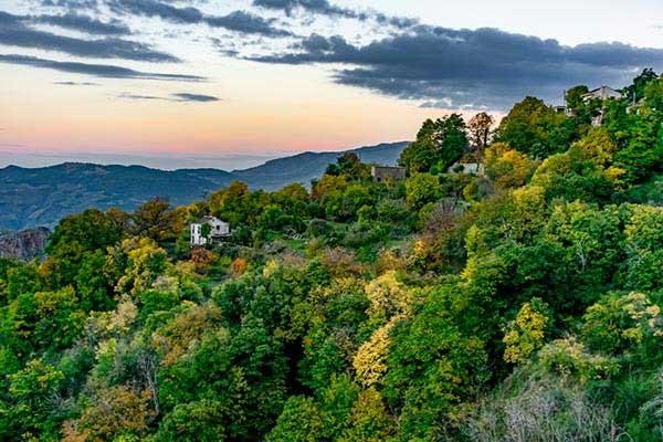 Go Hiking in Sierra Helada Natural Park