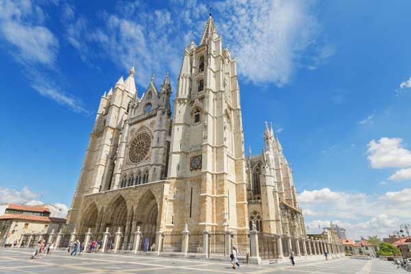 History, Art, and Architecture in Leon Spain