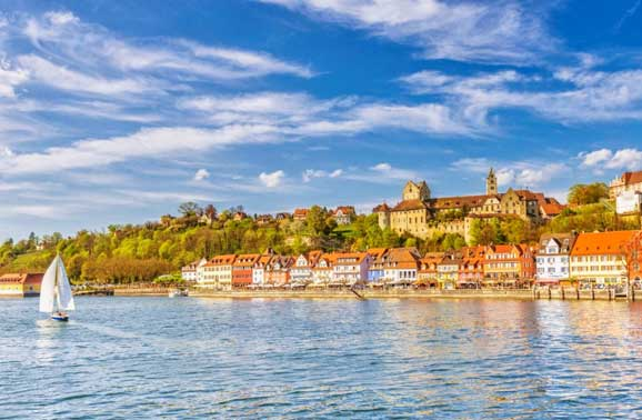 Lake Constance: One Lake, Three Countries