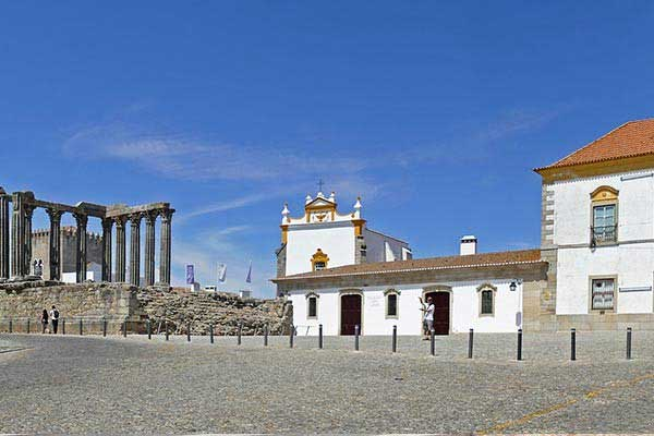 Palace of the Dukes of Cadaval in Evora