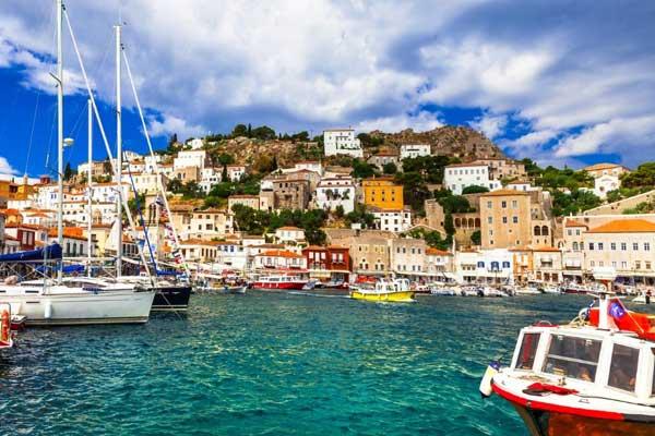 The Argo-Saronic Islands Coast