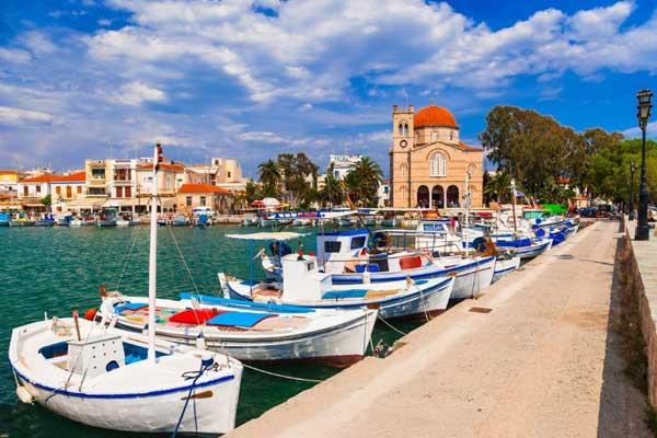 The Argo-Saronic Islands