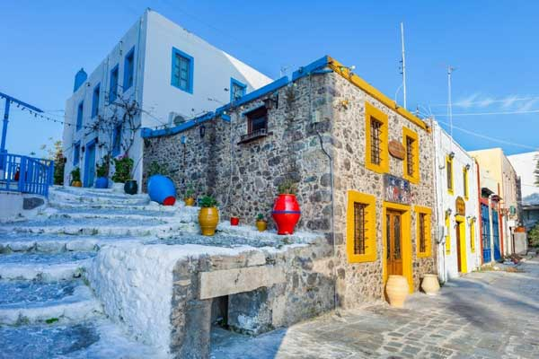 The-Dodecanese-Islands-Town