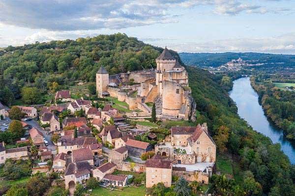 The-Dordogne-in-France