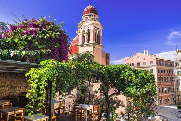 The-Ionian-Islands-Church